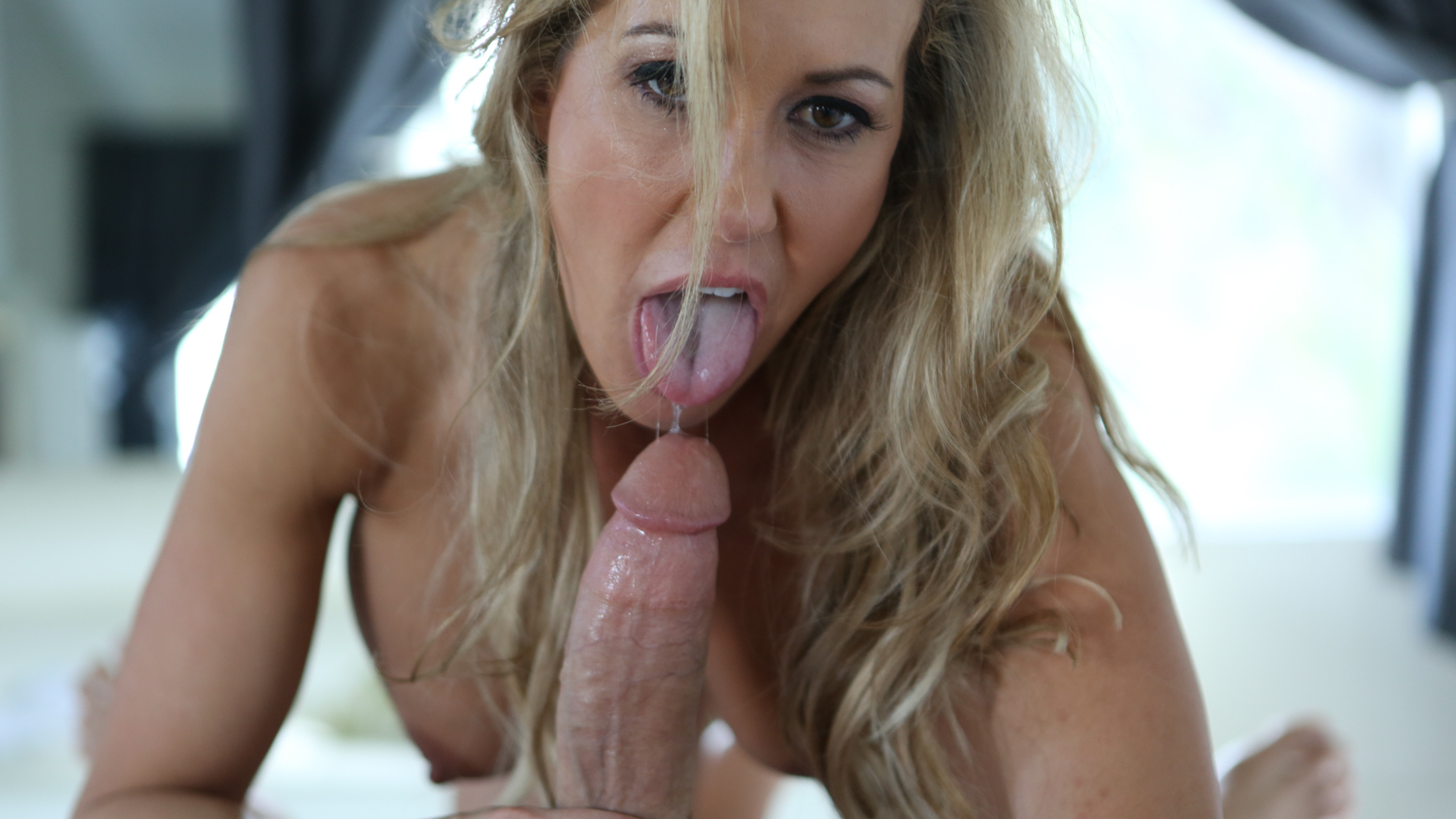 Mature pleasure brandi love think, that